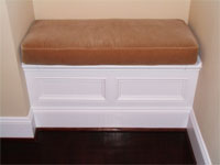FURNITURE 2 of 21 - Padded Bench