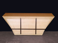 FURNITURE 13 of 21 - Angled Cabinet