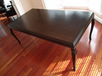 FURNITURE 15 of 21 - Dining Room Table A